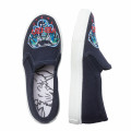 Cotton canvas slip-ons KENZO KIDS for BOY