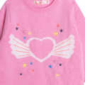 Straight-fit tricot dress BILLIEBLUSH for GIRL