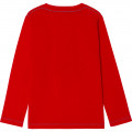 LONG SLEEVE T-SHIRT THE MARC JACOBS for BOY