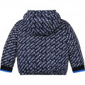 REVERSIBLE PUFFER JACKET THE MARC JACOBS for BOY