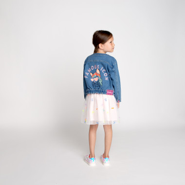 Veste en denim stretch BILLIEBLUSH pour FILLE