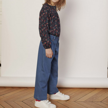 Pantalon en denim flare CARREMENT BEAU pour FILLE