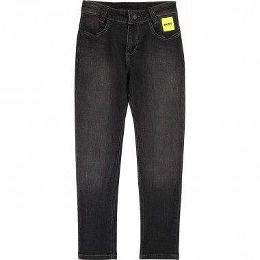 pantalon en denim stretch DKNY pour GARCON