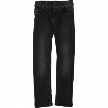 Pantalon slim en denim stretch BOSS pour GARCON