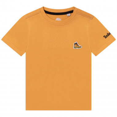 T-shirt manches courtes jersey TIMBERLAND pour GARCON