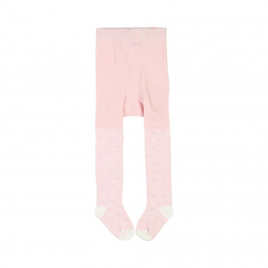 Collants tricot pois fantaisie BILLIEBLUSH pour FILLE