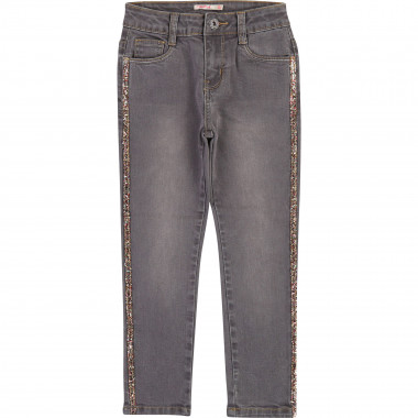 Pantalon stretch en denim BILLIEBLUSH pour FILLE