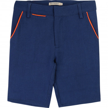 Short molleton denim BILLYBANDIT pour GARCON