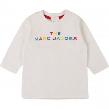 T-shirt jersey 100% coton THE MARC JACOBS pour GARCON