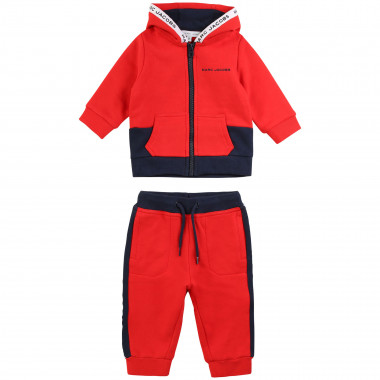 Ensemble de jogging bicolore LITTLE MARC JACOBS pour GARCON