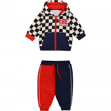 Ensemble jogging color block THE MARC JACOBS pour GARCON