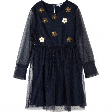 Robe en tulle plumetis LITTLE MARC JACOBS pour FILLE