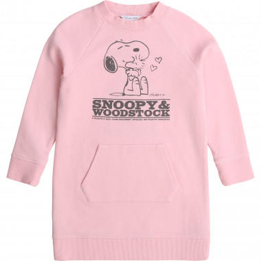 Robe Snoopy en molleton THE MARC JACOBS pour FILLE