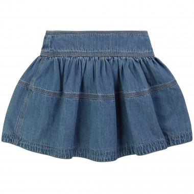 Jupe en denim LITTLE MARC JACOBS pour FILLE