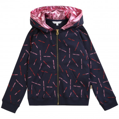Cardigan de jogging LITTLE MARC JACOBS pour FILLE