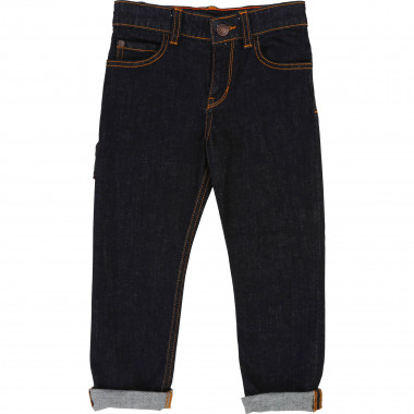 Pantalon denim LITTLE MARC JACOBS pour GARCON