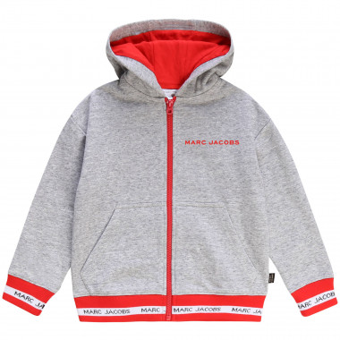 Cardigan de jogging LITTLE MARC JACOBS pour GARCON