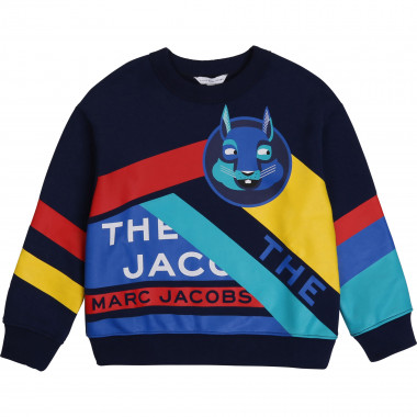Sweat en molleton imprimé THE MARC JACOBS pour GARCON