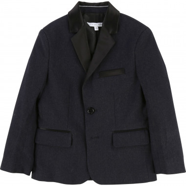Veste de costume en twill LITTLE MARC JACOBS pour GARCON