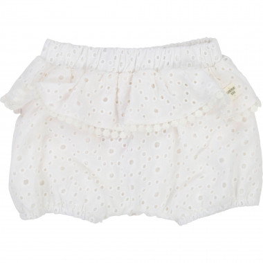 Bloomer en broderie anglaise CARREMENT BEAU pour FILLE