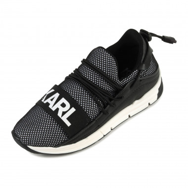 Sneakers de running KARL LAGERFELD KIDS pour FILLE