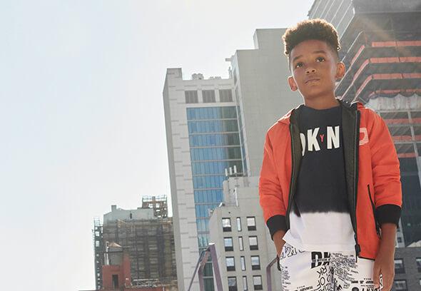 Sportswear boy