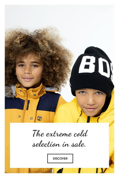 Winter's essentials on sales