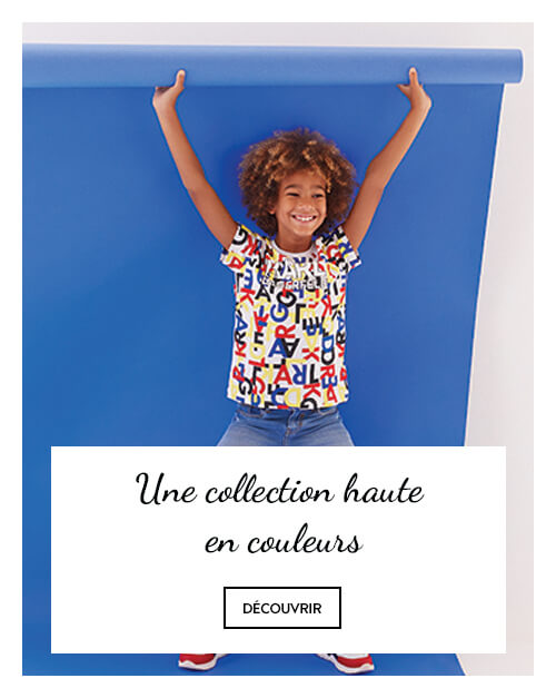 couleurs Karl Lagerfeld Kids