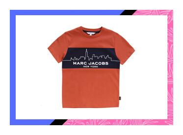 Tshirts Little Marc Jacobs