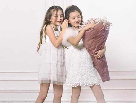 les jolies robes de cérémonie Charabia