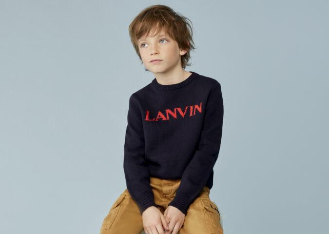 lanvin garçon