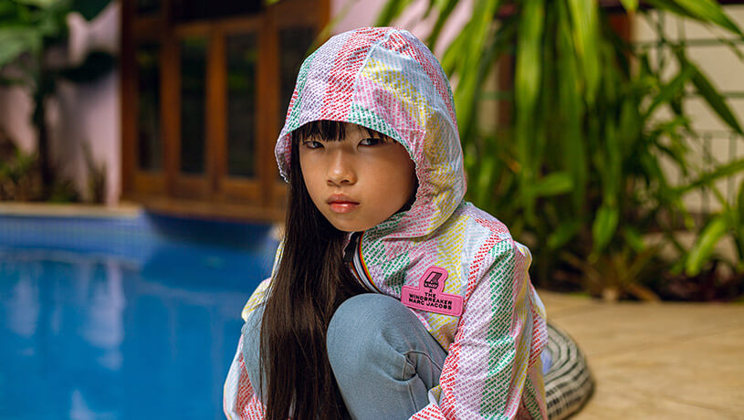kway the marc jacobs enfant