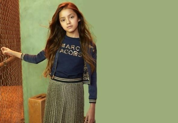Little Marc Jacobs girl