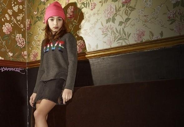 Vêtements Zadig & Voltaire Kids Fille