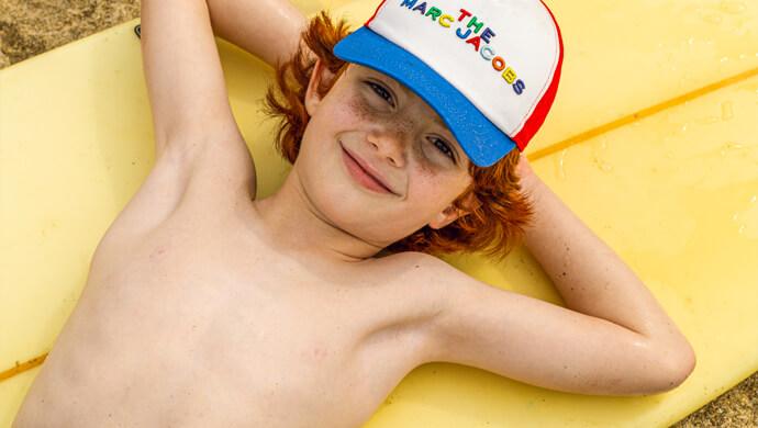 BEACH SELECTION FOR BOYS