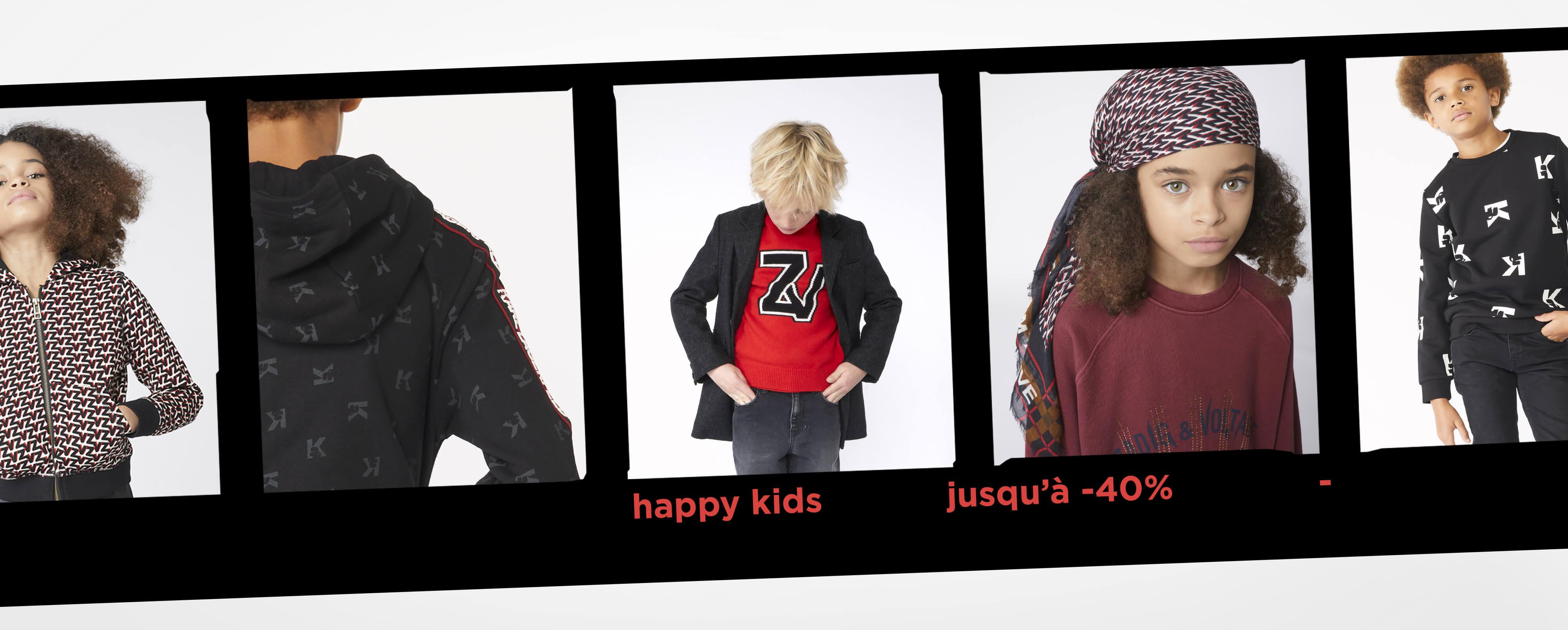 offre happy kids enfant