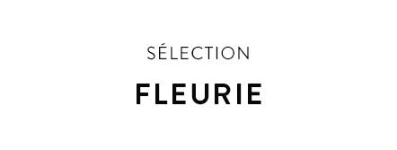 Sélection fleurie