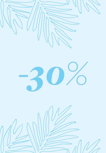 descuento del -30%