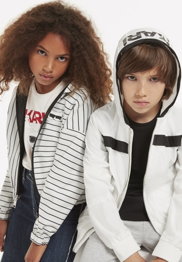 Nouvelle collection Karl Lagerfeld Kids