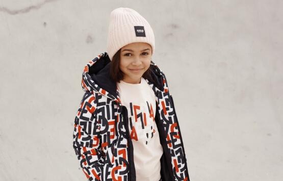 manteau aigle enfant