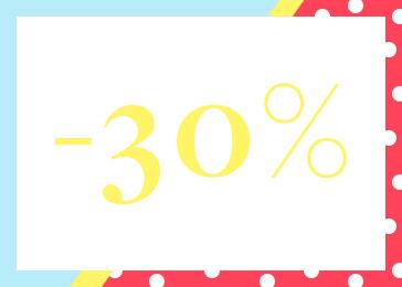 Descuento del 30%