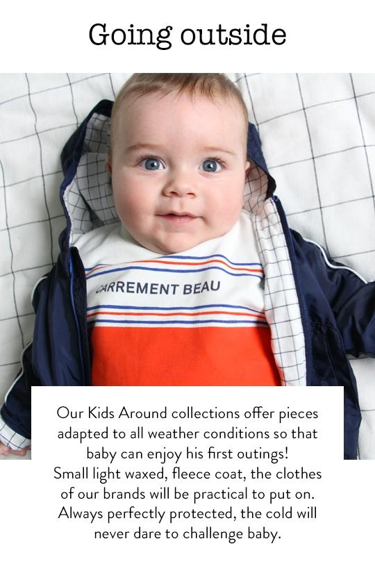Tenues bébé contre le froid