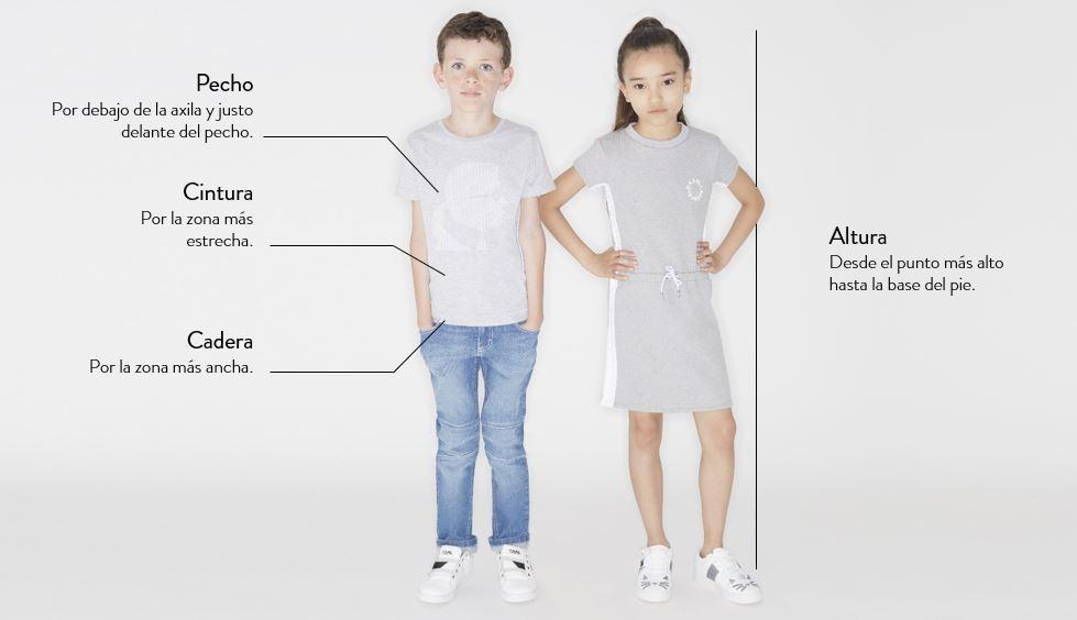determinar los tamaños