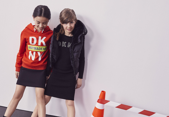 Collection fille DKNY