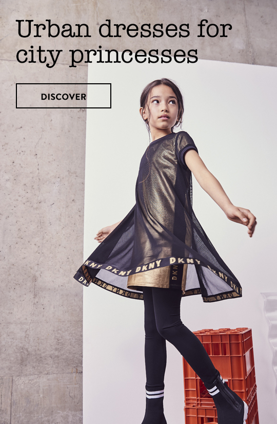 Urban dresses DKNY