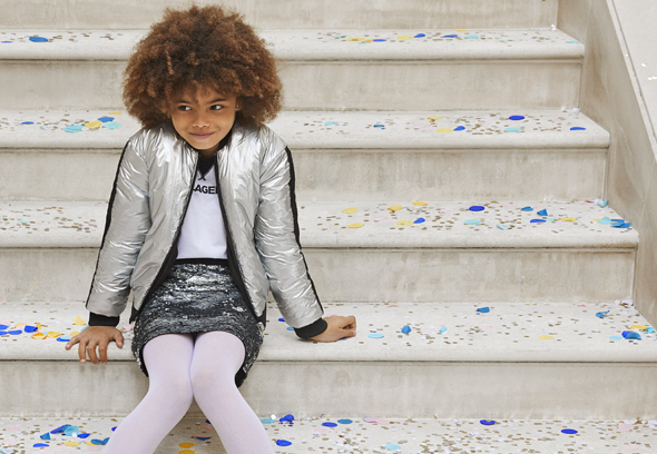 Karl Lagerfeld Kids Fille