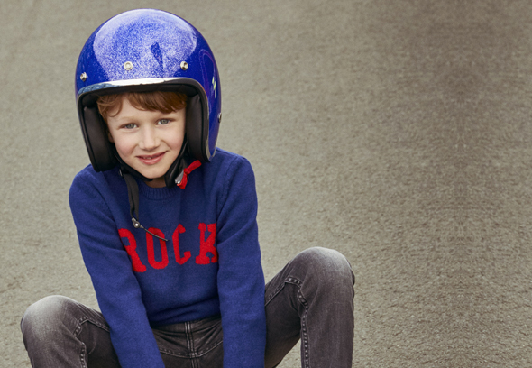 Zadig & Voltaire Kids clothes for boys
