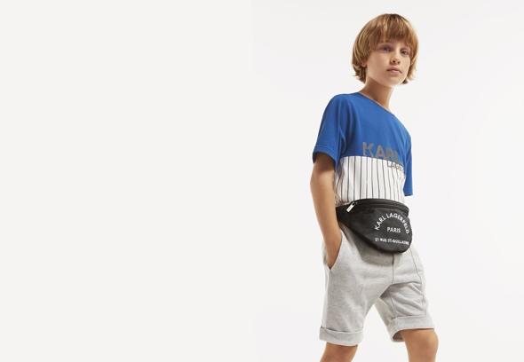 vêtement Garçon Karl Lagerfeld Kids