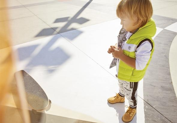 timberland enfant 3 ans