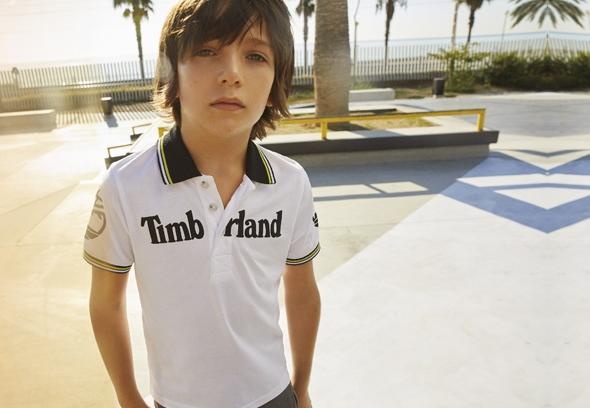 Timberland boy